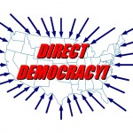 DELEGATE: In the course of his campaign, Hansen proposed a model of direct democracy which would have utilized the Internet.