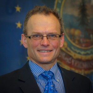 Photo courtesy of the Vermont General Assembly GUN GRABBER APPREHENDED: State Rep. Willem Jewett, D-Ripton, was caught red-handed trying to make it nearly impossible for mentally ill Vermonters to regain their gun rights.