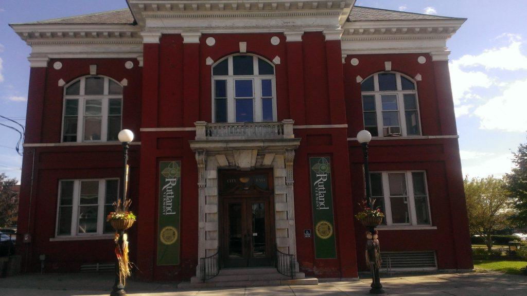 Photo courtesy of city of Rutland