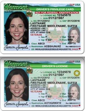 True Licenses Driver's Immigration Magnet Vermont A Reports In Fraud North For