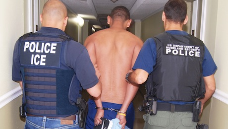 U.S. Immigration and Customs Enforcement/Public domain