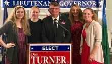 Don Turner Jr. for Lieutenant Governor,
