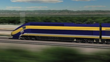 State of California High-Speed Rail Authority